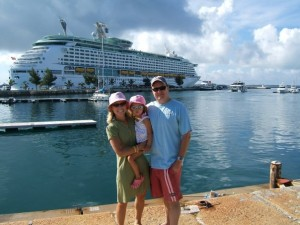 Family cruise on the Explorer of the Seas