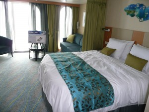 Junior Suite on the Allure of the Seas